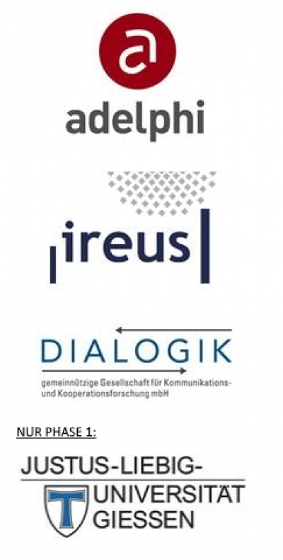 Logos Projektpartner